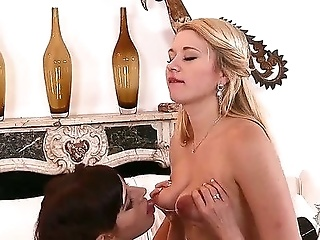 Hot Virgin Pokes That Pussy And Gets A Lewd And Wonderful High Spot